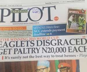 Guess How Much The Eaglets Got For Winning U/17 World Cup?